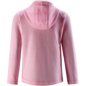 Reima Haiko Fleece Trui Jongeren, rose pink